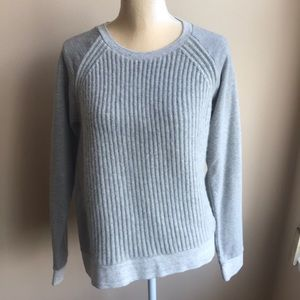 J Crew wool sweater Sz M
